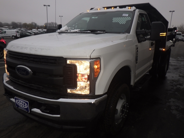 2017 F-350 Regular Cab DRW 4x4, Knapheide Dump Body #A9828 - photo 16