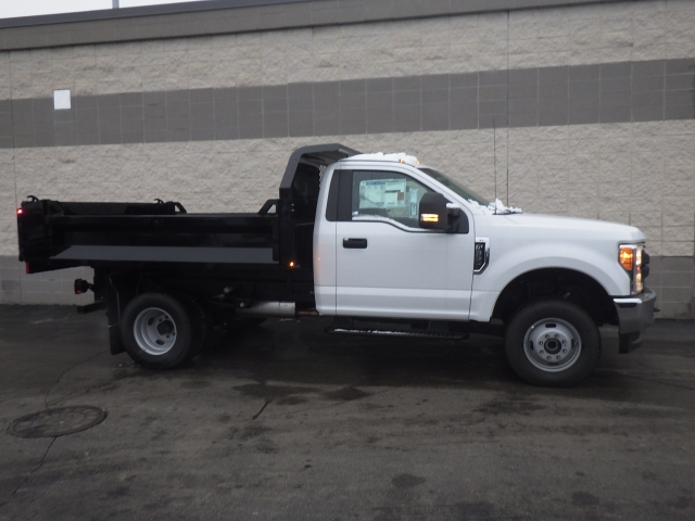 2017 F-350 Regular Cab DRW 4x4, Knapheide Dump Body #A9828 - photo 3
