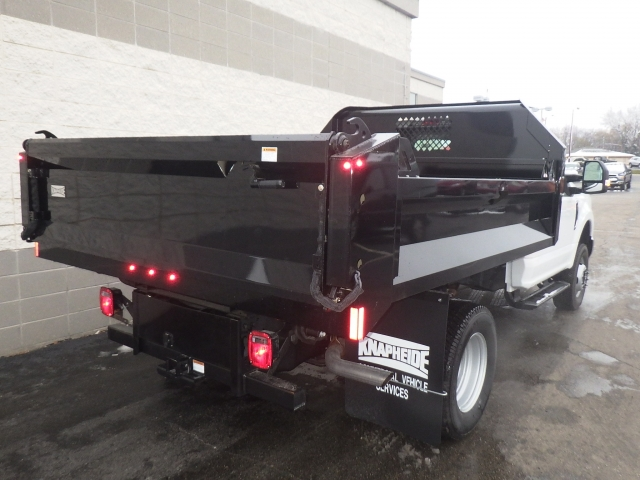2017 F-350 Regular Cab DRW 4x4, Knapheide Dump Body #A9828 - photo 2
