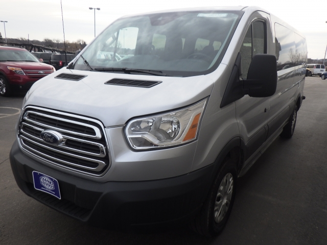 2016 Transit 350 Low Roof, Passenger Wagon #EAG632 - photo 16