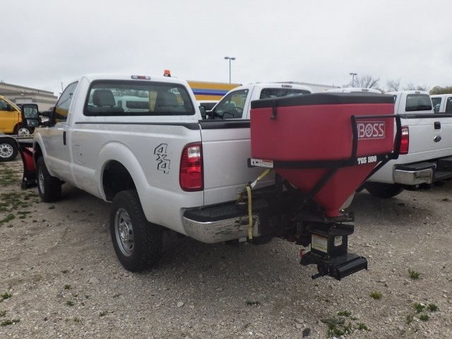 2016 F-250 Regular Cab 4x4, Pickup #T8595 - photo 5