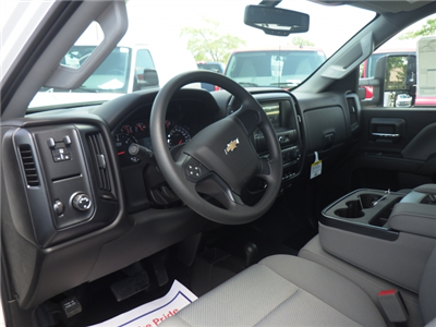 2017 Silverado 2500 Regular Cab 4x4, Reading Classic II Steel Service Body #17C1271 - photo 17