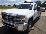 2017 Silverado 2500 Regular Cab 4x4, Reading Classic II Steel Service Body #17C1271 - photo 13