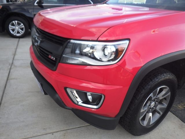 2015 Colorado Extended Cab 4x4 Pickup #17C1292A - photo 13