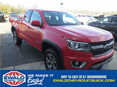 2015 Colorado Extended Cab 4x4 Pickup #17C1292A - photo 1