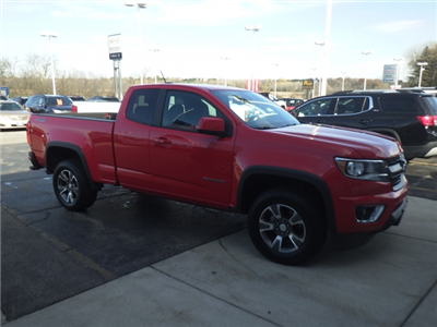 2015 Colorado Extended Cab 4x4 Pickup #17C1292A - photo 3