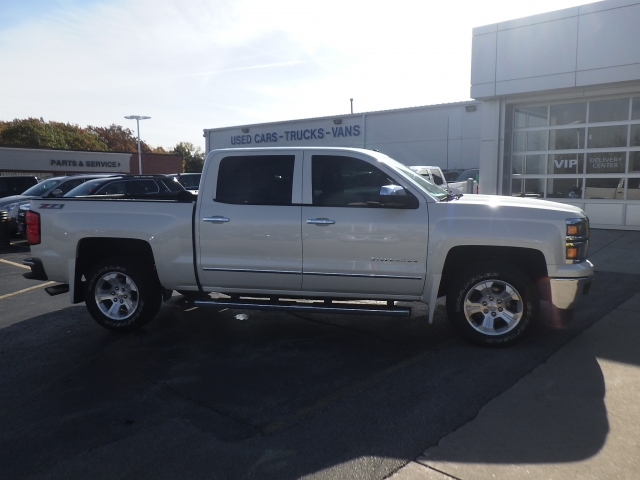 2014 Silverado 1500 Crew Cab 4x4 Pickup #17C1519A - photo 3