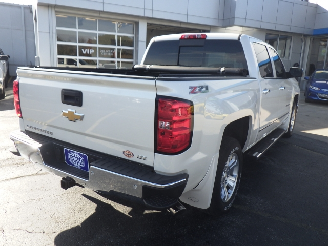2014 Silverado 1500 Crew Cab 4x4 Pickup #17C1519A - photo 2