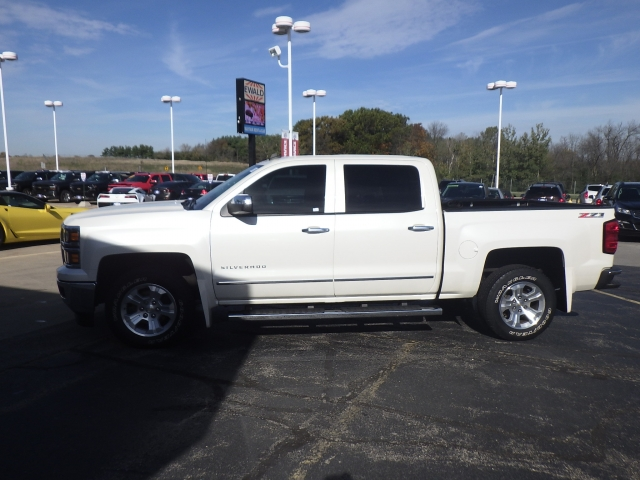 2014 Silverado 1500 Crew Cab 4x4 Pickup #17C1519A - photo 6