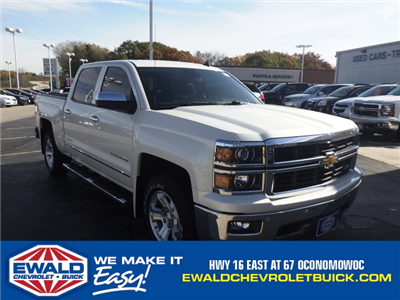 2014 Silverado 1500 Crew Cab 4x4 Pickup #17C1519A - photo 1