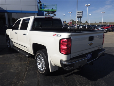 2014 Silverado 1500 Crew Cab 4x4 Pickup #17C1519A - photo 5