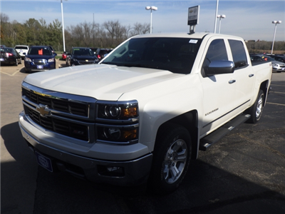 2014 Silverado 1500 Crew Cab 4x4 Pickup #17C1519A - photo 7