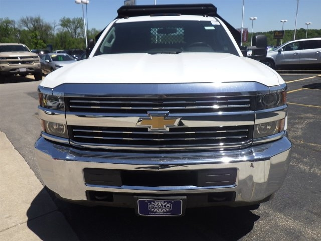 2017 Silverado 3500 Regular Cab 4x4, Knapheide Drop Side Dump Bodies Dump Body #17C926 - photo 15