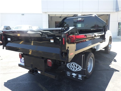 2017 Silverado 3500 Regular Cab 4x4, Knapheide Drop Side Dump Bodies Dump Body #17C926 - photo 2