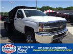 2017 Silverado 3500 Regular Cab 4x4, Knapheide Drop Side Dump Bodies Dump Body #17C926 - photo 1