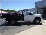 2017 Silverado 3500 Regular Cab 4x4, Knapheide Drop Side Dump Bodies Dump Body #17C926 - photo 3
