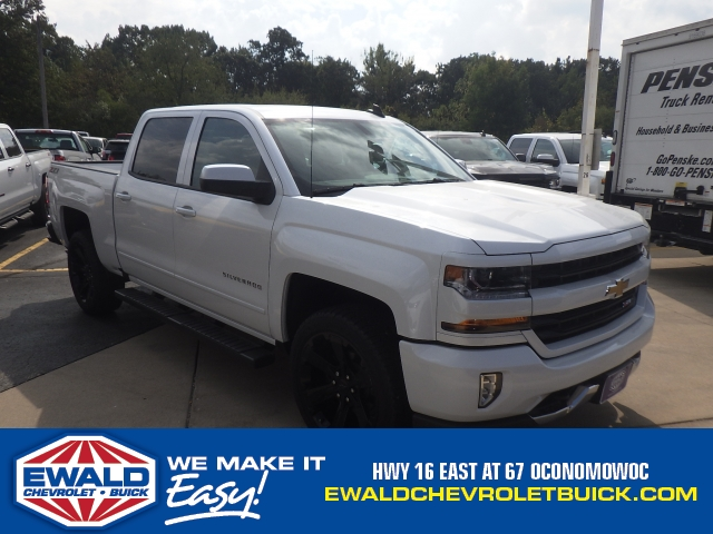 2018 Silverado 1500 Crew Cab 4x4 Pickup #18C114 - photo 1