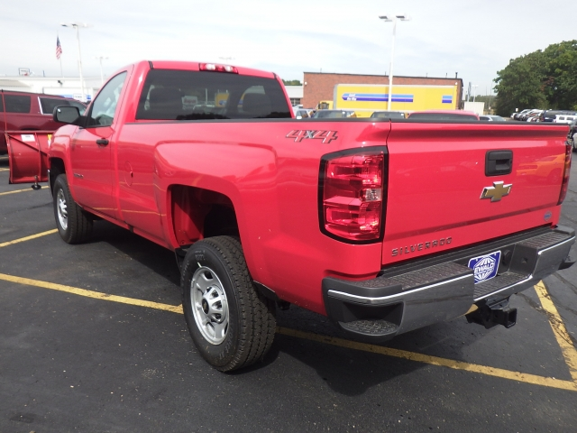 2018 Silverado 2500 Regular Cab 4x4, Pickup #18C119 - photo 11