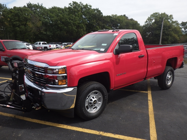 2018 Silverado 2500 Regular Cab 4x4, Pickup #18C119 - photo 12