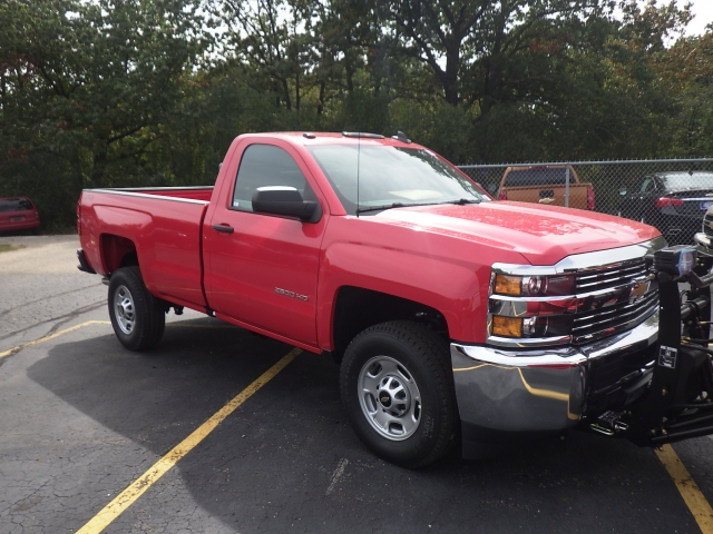 2018 Silverado 2500 Regular Cab 4x4, Pickup #18C119 - photo 3