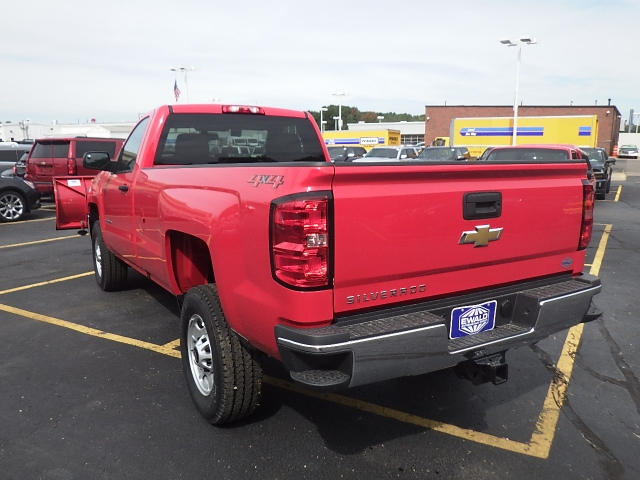 2018 Silverado 2500 Regular Cab 4x4, Pickup #18C120 - photo 11