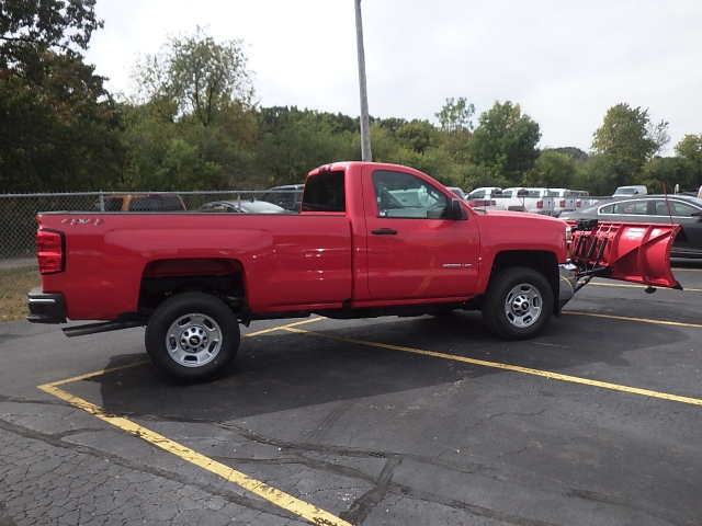 2018 Silverado 2500 Regular Cab 4x4, Pickup #18C120 - photo 5