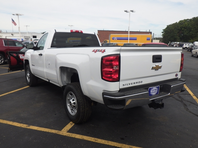 2018 Silverado 2500 Regular Cab 4x4, Pickup #18C121 - photo 4