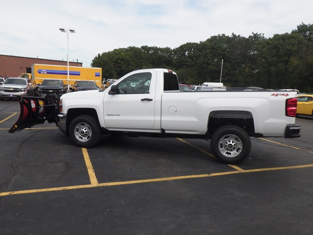 2018 Silverado 2500 Regular Cab 4x4 Pickup #18C121 - photo 15