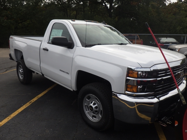 2018 Silverado 2500 Regular Cab 4x4 Pickup #18C121 - photo 6
