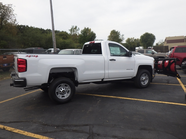 2018 Silverado 2500 Regular Cab 4x4, Pickup #18C121 - photo 2