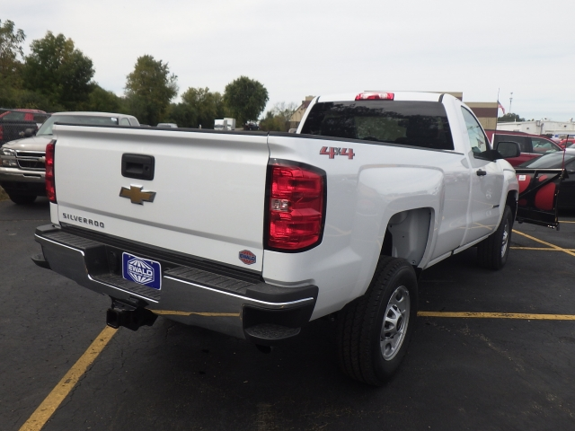 2018 Silverado 2500 Regular Cab 4x4 Pickup #18C121 - photo 10