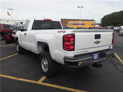 2018 Silverado 2500 Regular Cab 4x4 Pickup #18C121 - photo 4