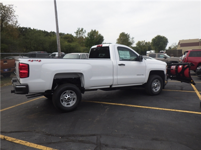 2018 Silverado 2500 Regular Cab 4x4 Pickup #18C121 - photo 2