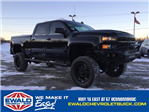 2018 Silverado 2500 Crew Cab 4x4, Pickup #18C128 - photo 1