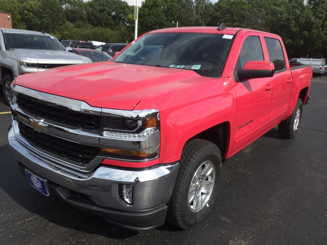 2018 Silverado 1500 Crew Cab 4x4, Pickup #18C143 - photo 15
