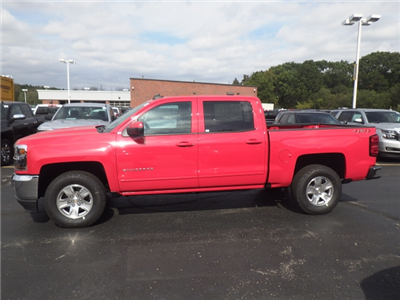 2018 Silverado 1500 Crew Cab 4x4, Pickup #18C143 - photo 14