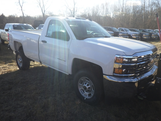 2018 Silverado 2500 Regular Cab 4x4, Pickup #18C159 - photo 3