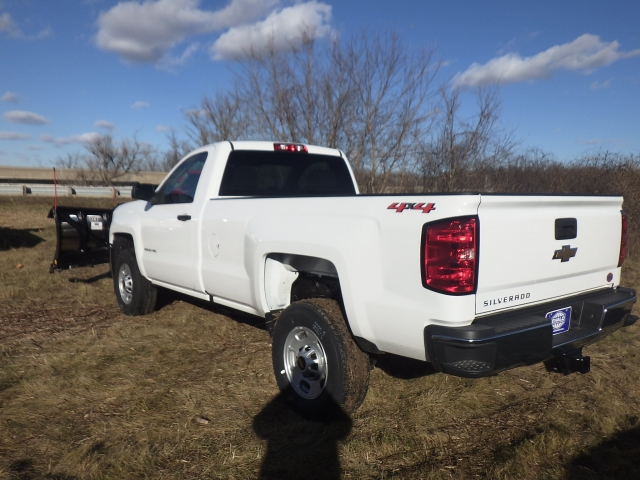 2018 Silverado 2500 Regular Cab 4x4, Pickup #18C159 - photo 9