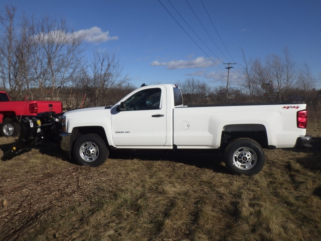 2018 Silverado 2500 Regular Cab 4x4, Pickup #18C159 - photo 10