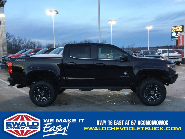 2018 Colorado Crew Cab 4x4, Pickup #18C221 - photo 1