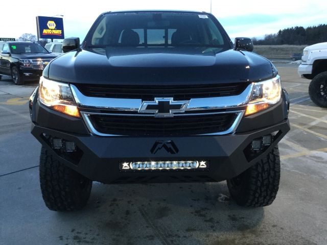 2018 Colorado Crew Cab 4x4, Pickup #18C221 - photo 9