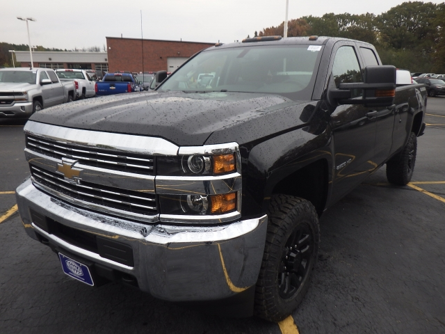 2018 Silverado 2500 Double Cab 4x4, Pickup #18C238 - photo 11