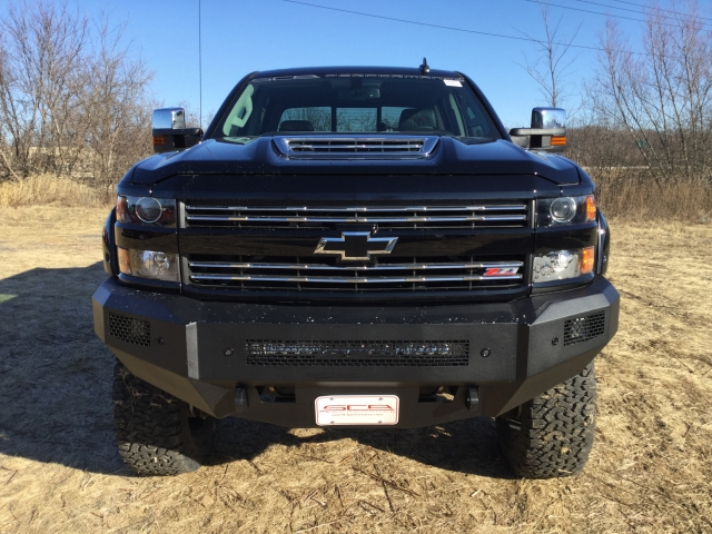 2018 Silverado 2500 Crew Cab 4x4, Pickup #18C253 - photo 10