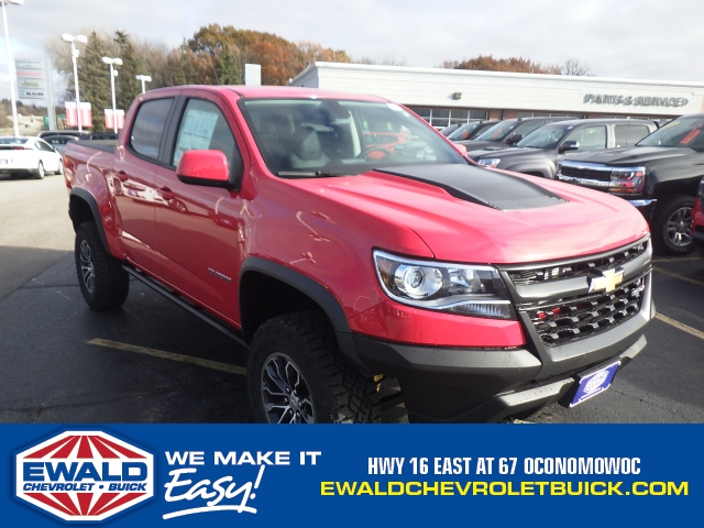 2018 Colorado Crew Cab 4x4 Pickup #18C254 - photo 1