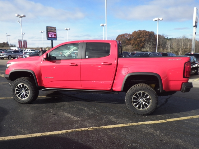 2018 Colorado Crew Cab 4x4 Pickup #18C254 - photo 8