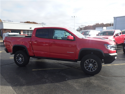 2018 Colorado Crew Cab 4x4 Pickup #18C254 - photo 3