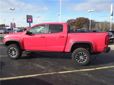 2018 Colorado Crew Cab 4x4, Pickup #18C254 - photo 8