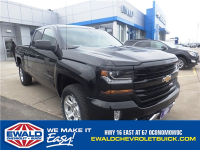 2018 Silverado 1500 Extended Cab 4x4 Pickup #18C258 - photo 1