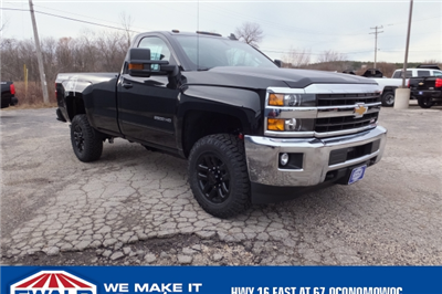 2018 Silverado 2500 Regular Cab 4x4 Pickup #18C259 - photo 1