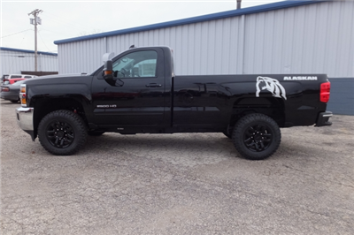 2018 Silverado 2500 Regular Cab 4x4, Pickup #18C259 - photo 10